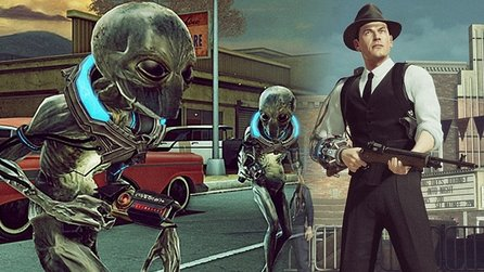 The Bureau: XCOM Declassified - Preview-Video zum XCOM-Taktik-Shooter