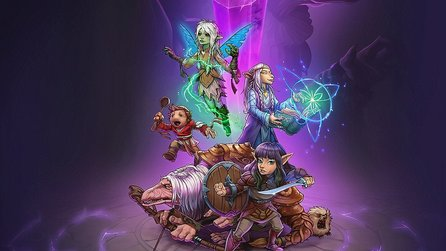 The Dark Crystal: Age of Resistance Tactics im Test - Fantasiereiche Adaption