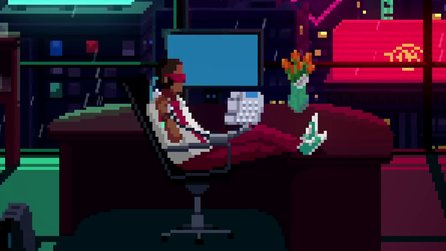 The Red Strings Club - Launch-Trailer zum Cyberpunk-Adventure