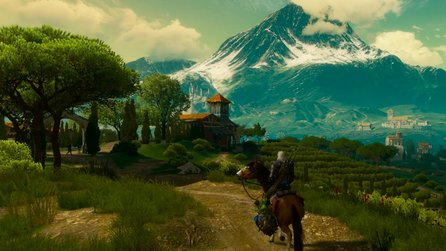 The Witcher 3: Blood and Wine - Trailer: Willkommen in Toussaint!