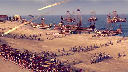 Total War: Rome 2 - Render-Trailer zum »Piraten & Plünderer«-DLC