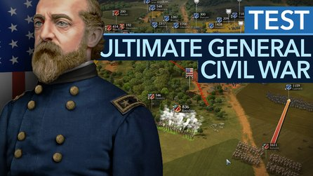 Ultimate General: Civil War - Test-Video: Die KI ist der Star