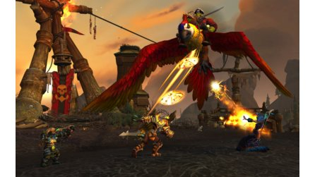World of Warcraft - So funktioniert der neue Affix Schröpfend in BfA Season 2