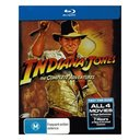 Indiana Jones the Complete Adventure Blu Ray Boxset Limited Edition