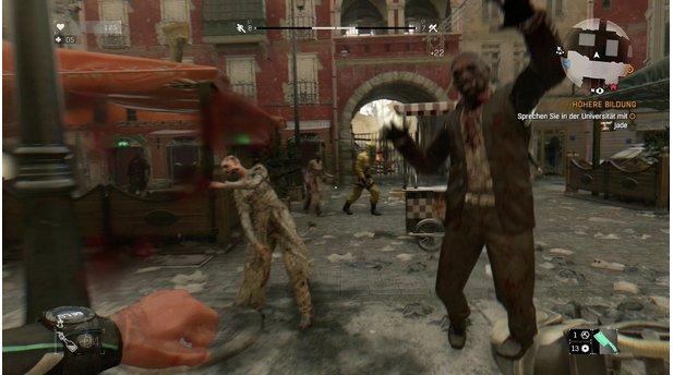 Dying Light - Entwickler stampfen PS3- und Xbox-360-Version ein