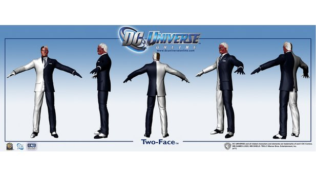 DC Universe Online - Artworks aus dem Heads or Tales-Update