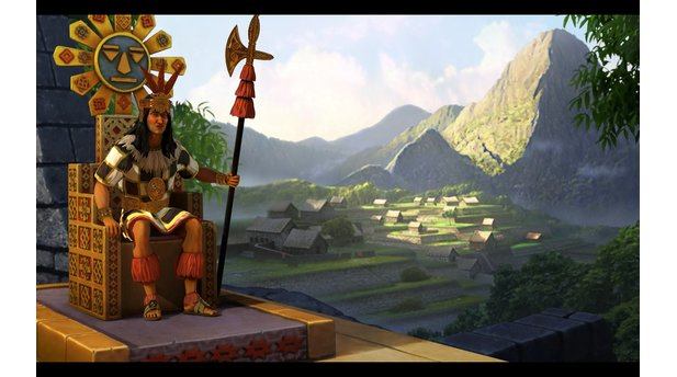 DLC Double Civilization and Scenario Pack Spain and Inca