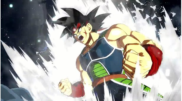 Dragon Ball FighterZ - Bardock