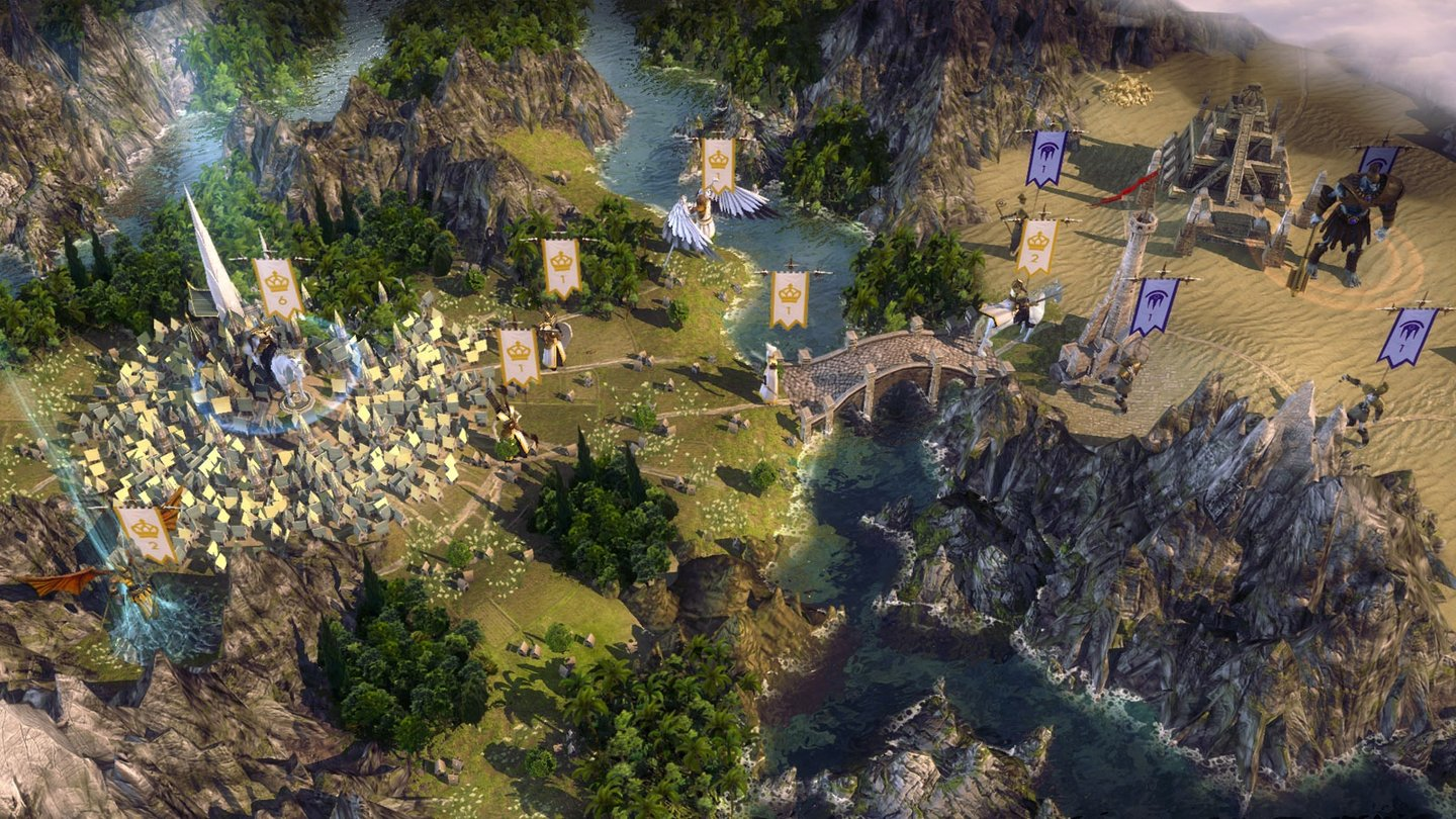 Age of Wonders 3 - Screenshots