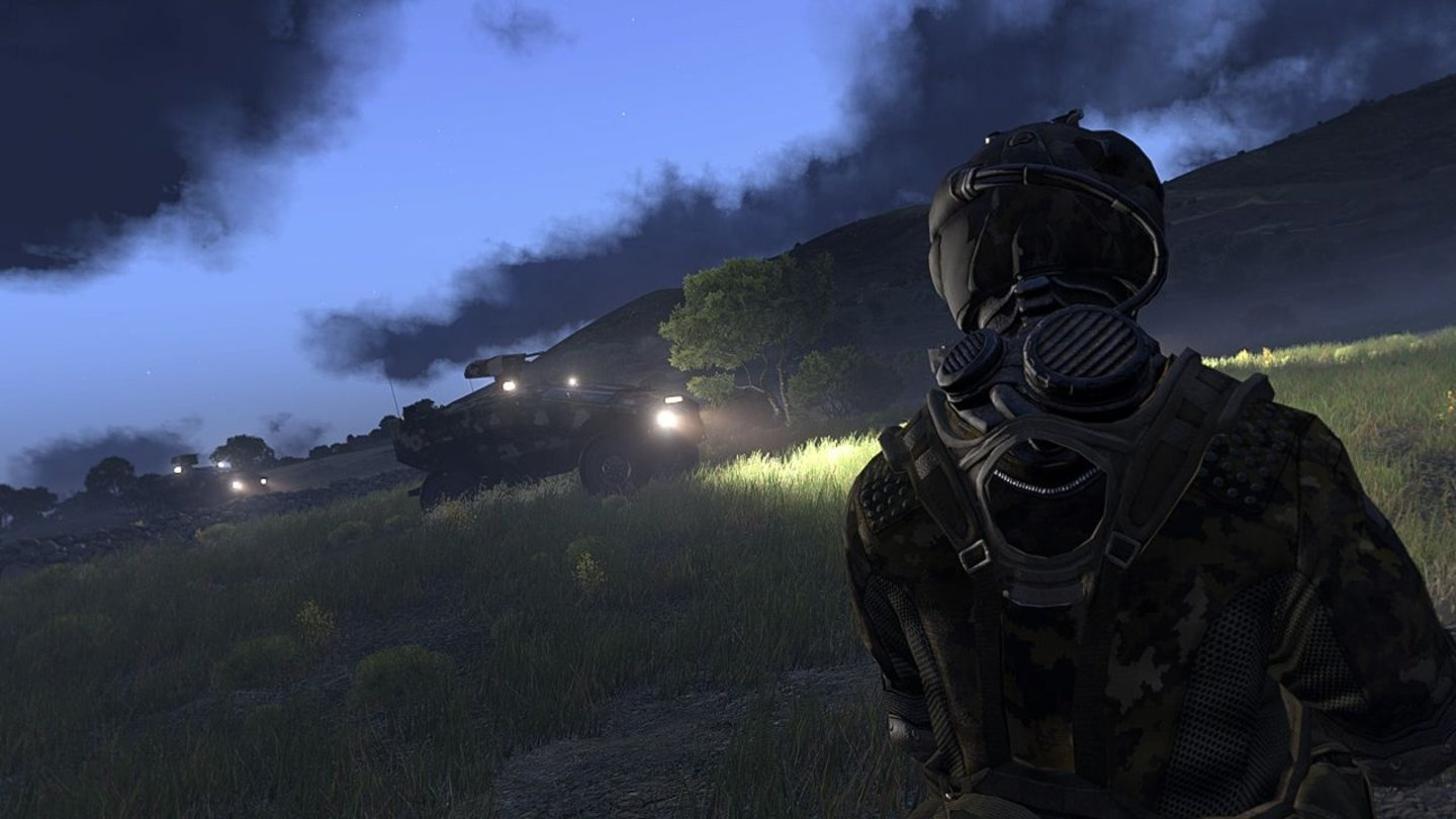 ARMA 3 - Beta-Screemshots