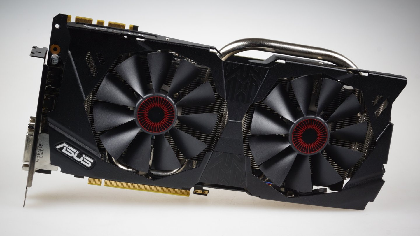 Asus Geforce GTX 970 Strix DC2OC