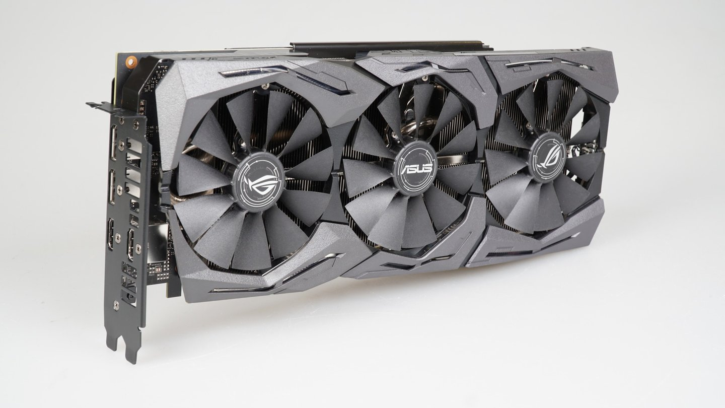 Asus Geforce RTX 2060 ROG Strix OC