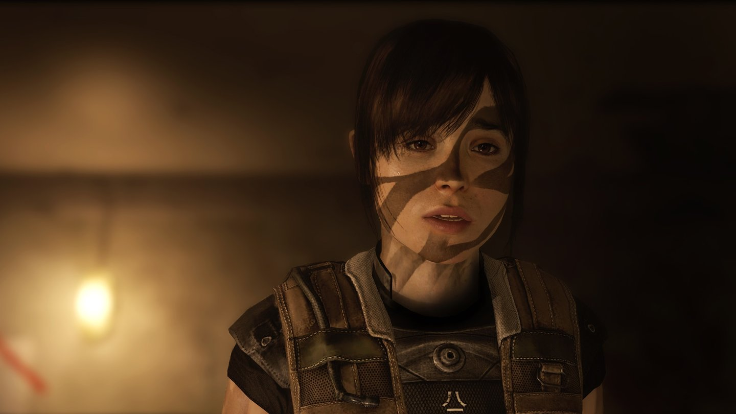 Beyond: Two Souls - Screenshots von der E3 2013