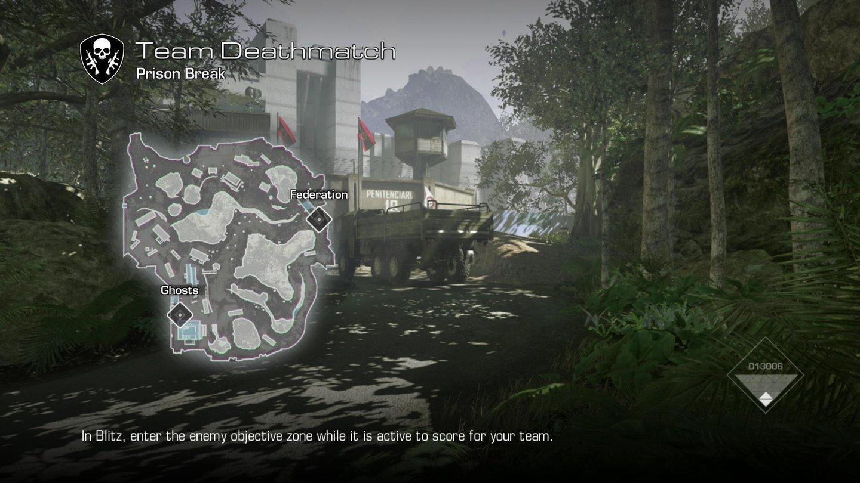 Call of Duty: Ghosts - Multiplayer-Maps und -Modi Call Of Duty Ghost Maps on