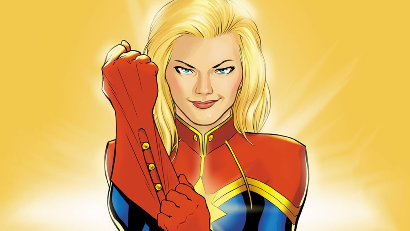 Captain Marvel (März 2019)