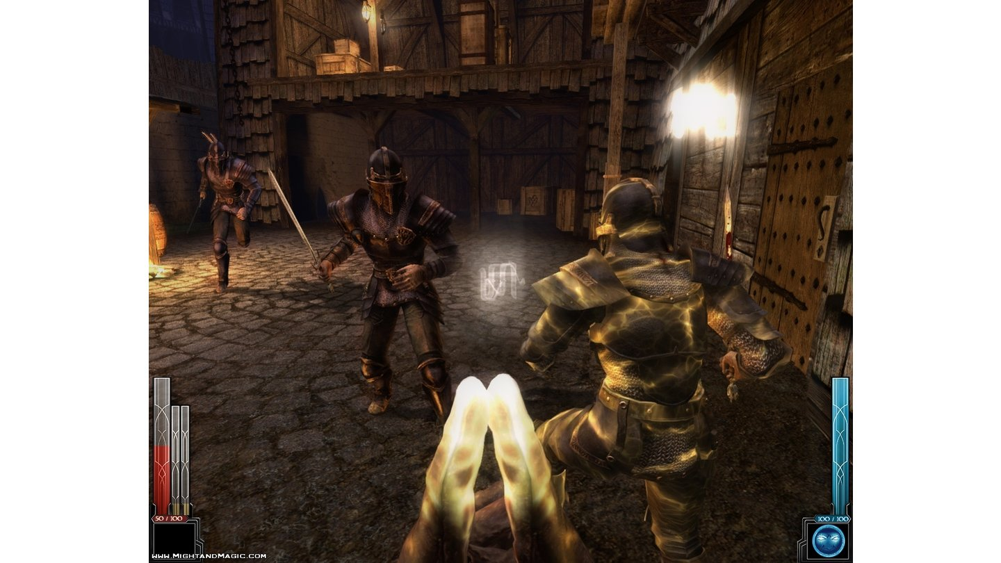 Dark Messiah of Might and Magic 5
