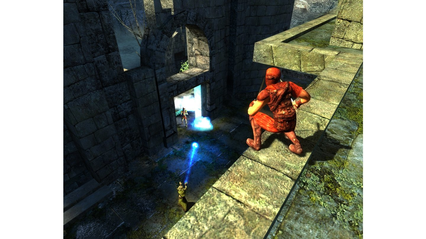 Dark Messiah of Might Magic 3