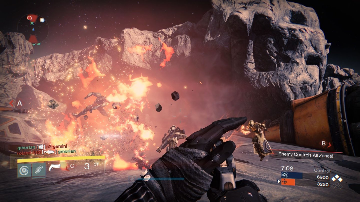 Destiny - E3-Screenshots