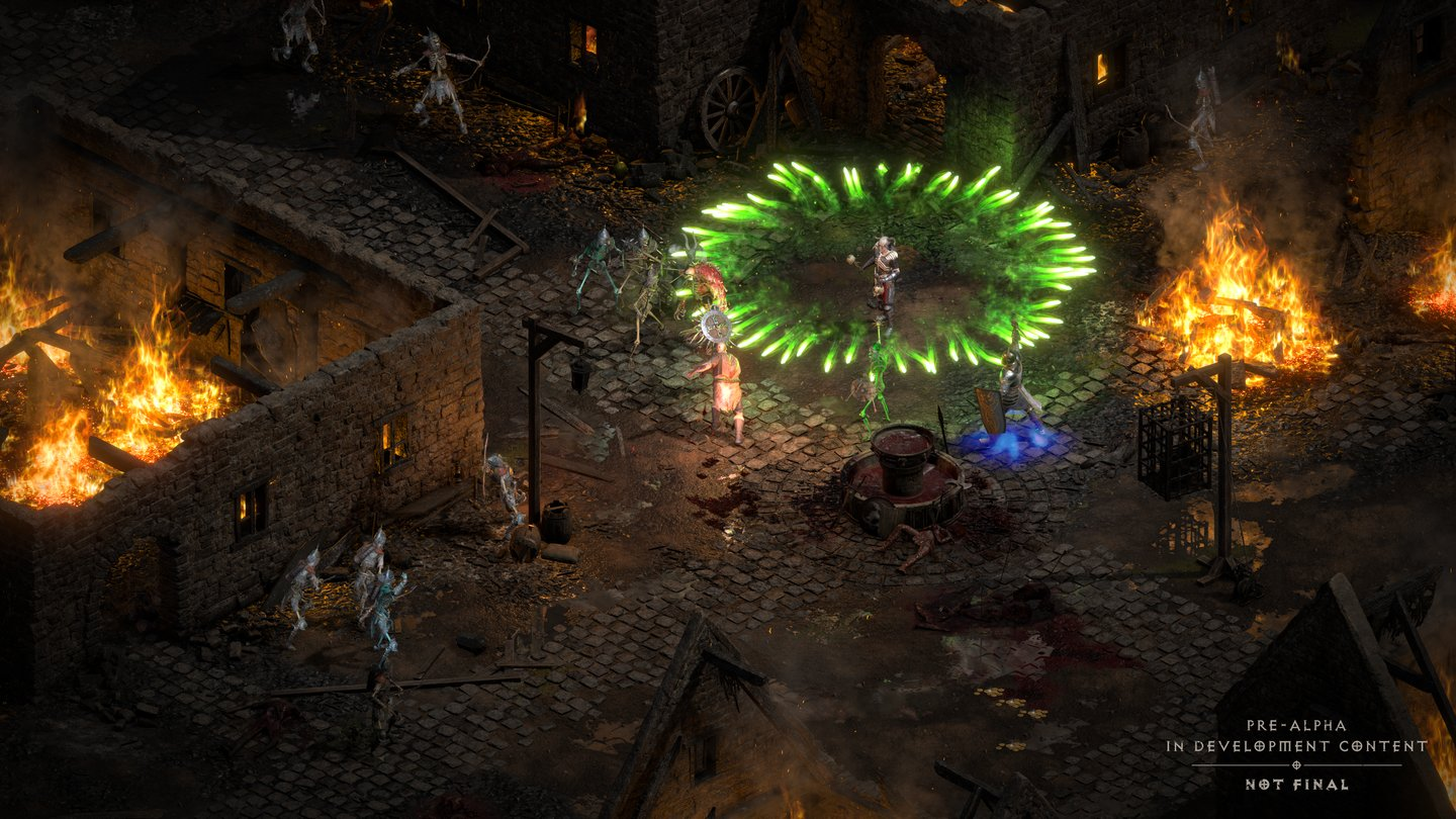 Diablo 2: Resurrected - Screenshots