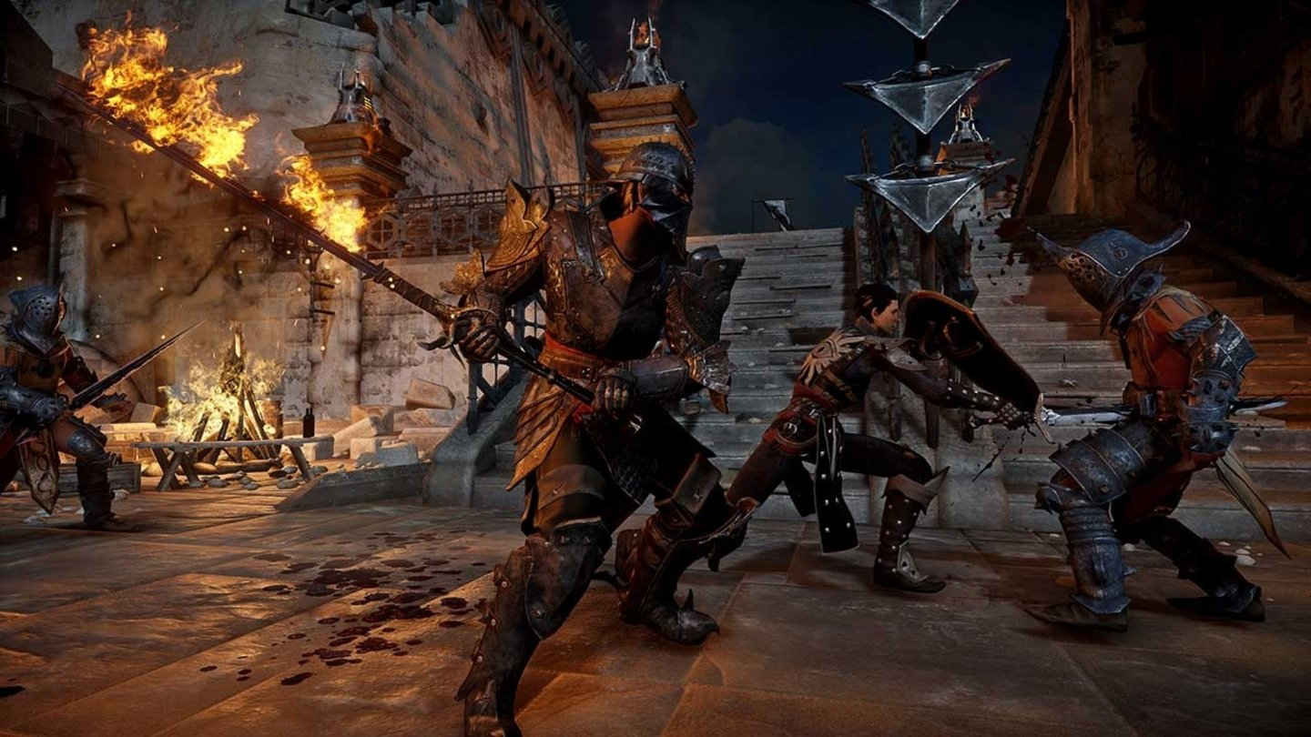 Dragon Age: Inquisition - Klassen-Screenshots