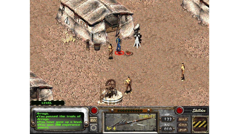 Fallout 2 - Screenshots