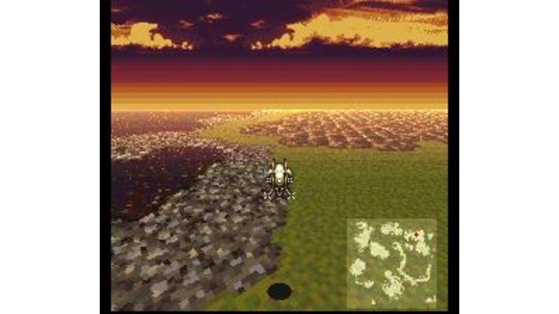 Final Fantasy VI SNES