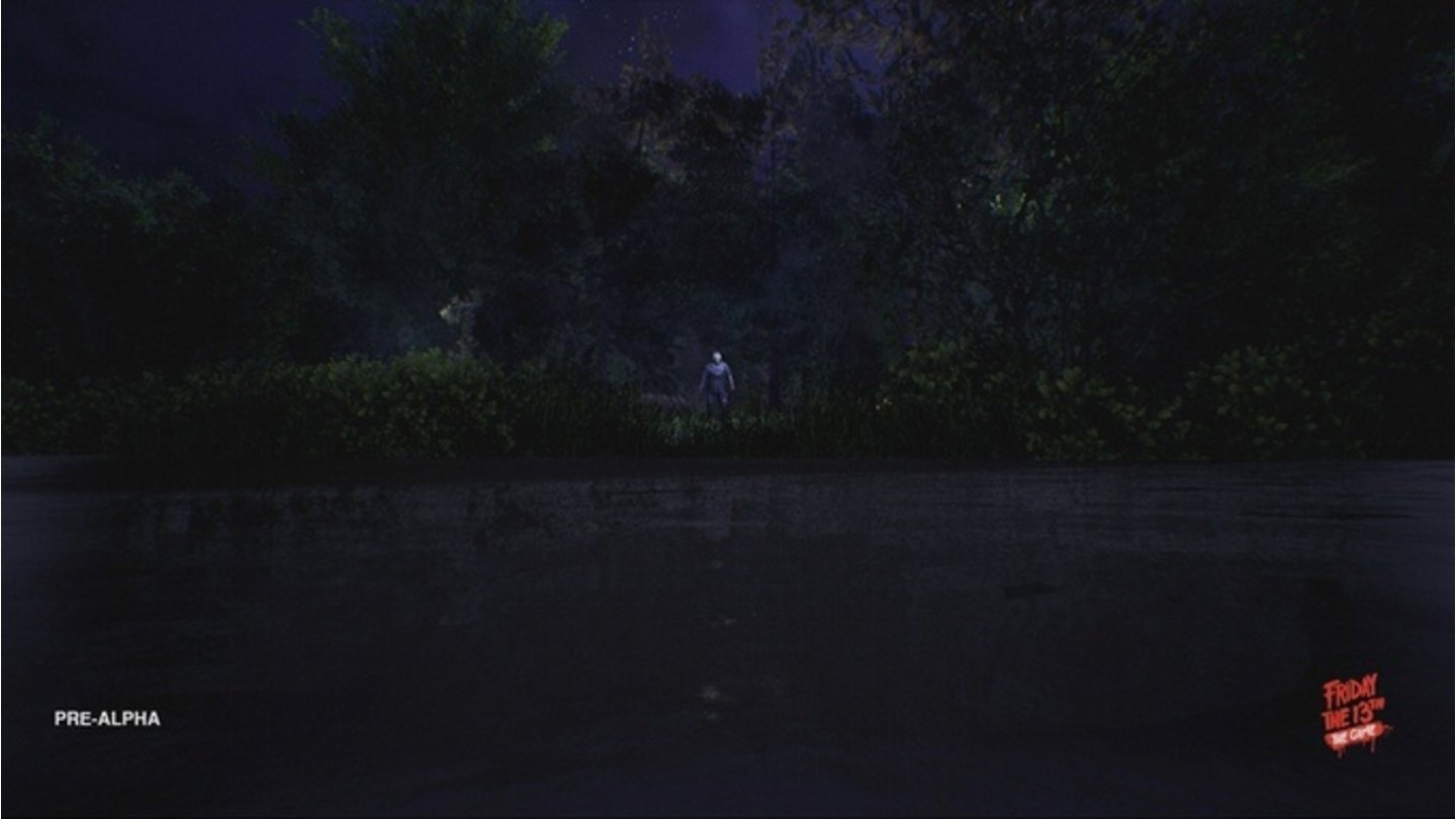 Friday the 13th The GameScreenshot