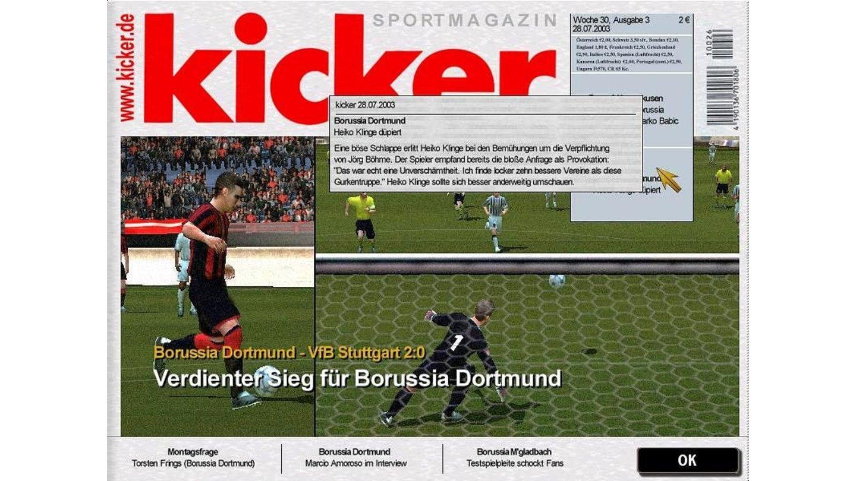Sport1 Fußball Manager