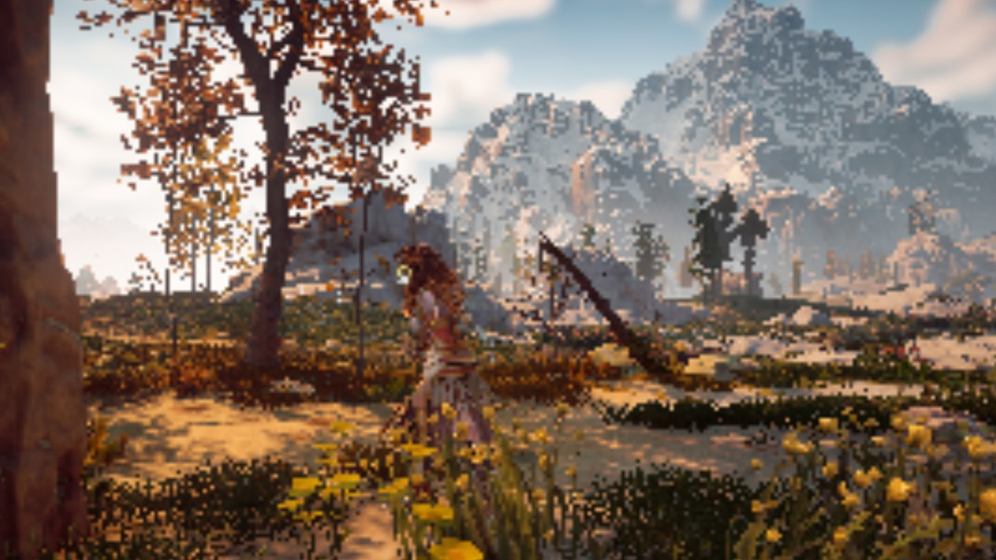 Horizon Zero Dawn - Szene #2 in 200p