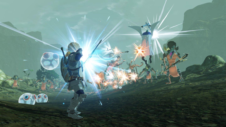 Hyrule Warriors Zeit Der Verheerung Screenshots