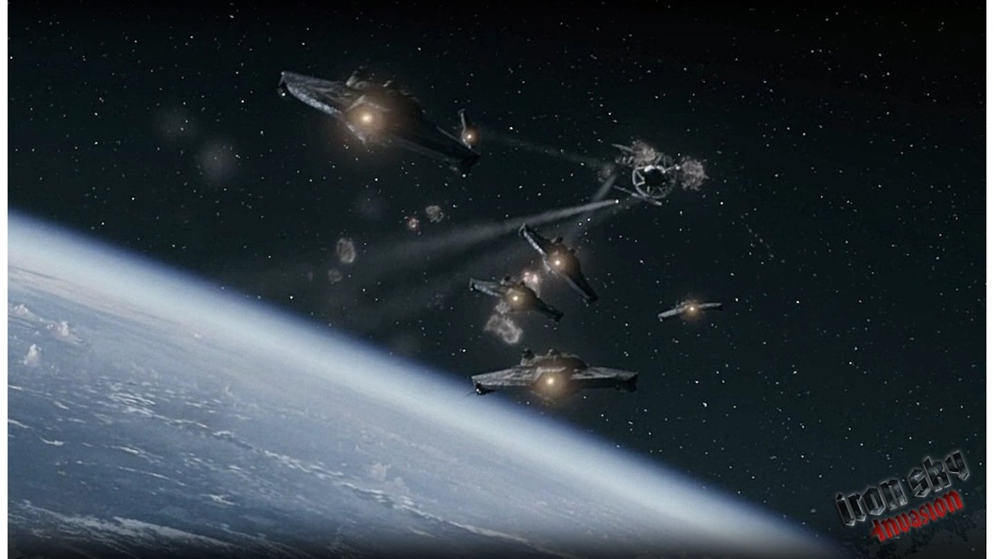 Iron Sky Invasion
