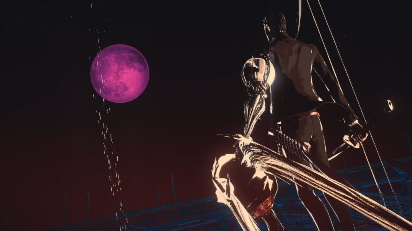 Killer is DeadDas Art-Desgin von Killer is Dead ist toll.