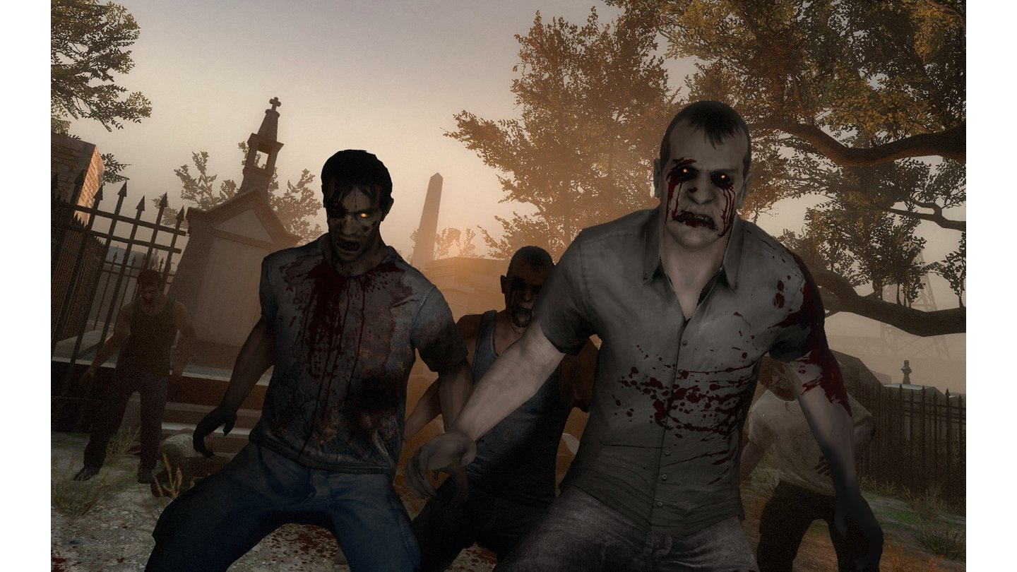 Left 4 Dead 2 - Screenshots (E3 2009)