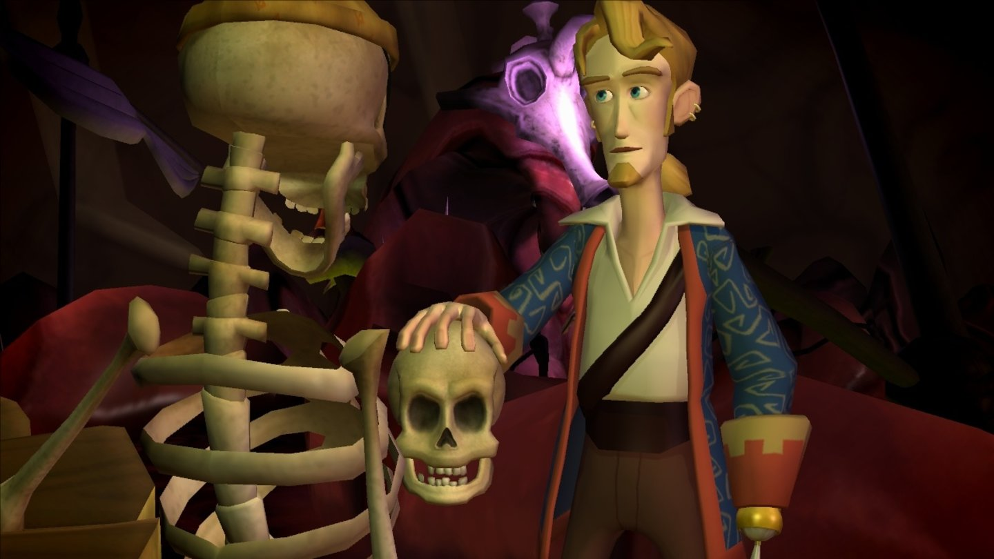 Monkey Island: Lair Of The Leviathan