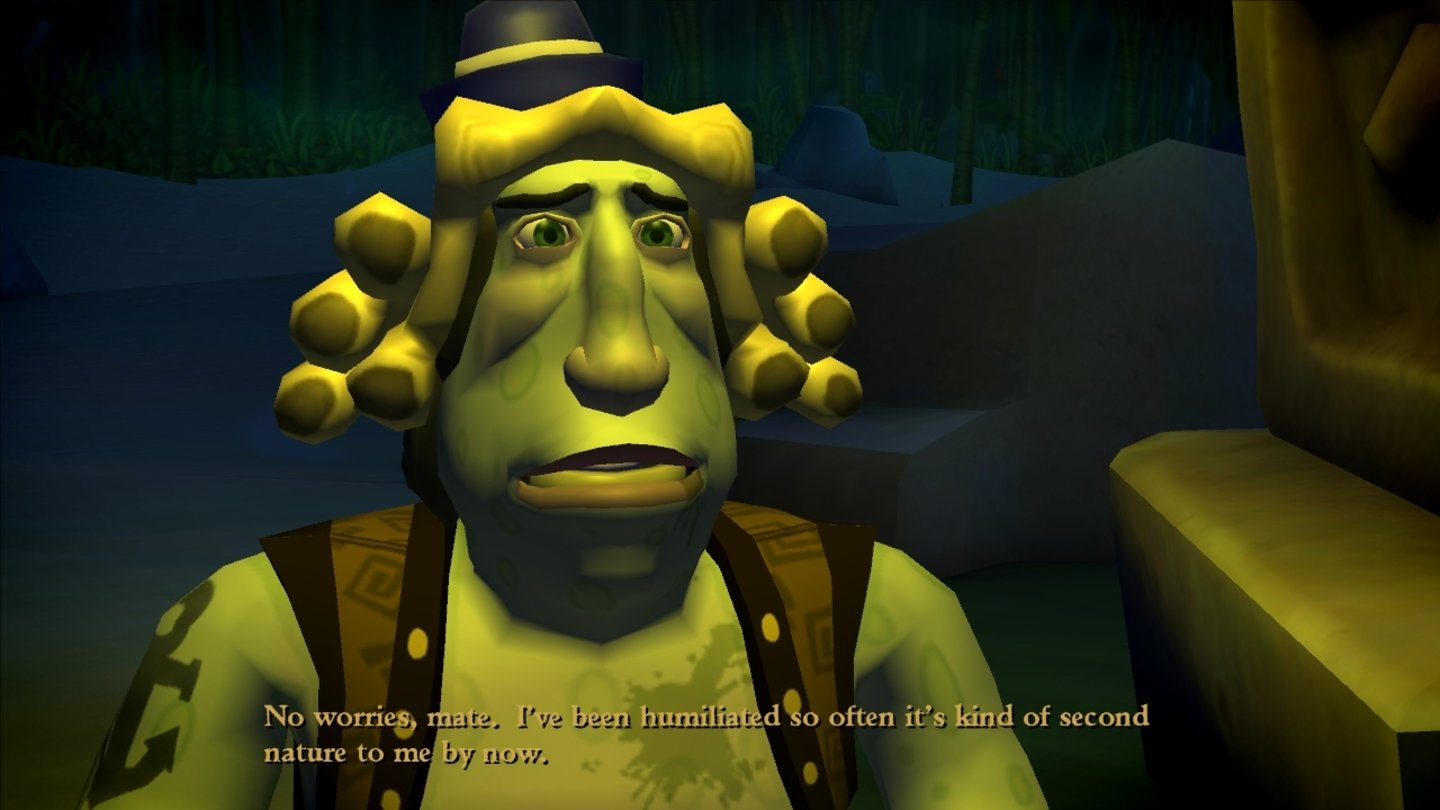 Monkey Island: The Trial and Execution of Guybrush Threepwood