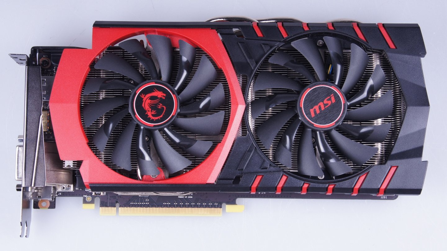 MSI Geforce GTX 960 Gaming 2G