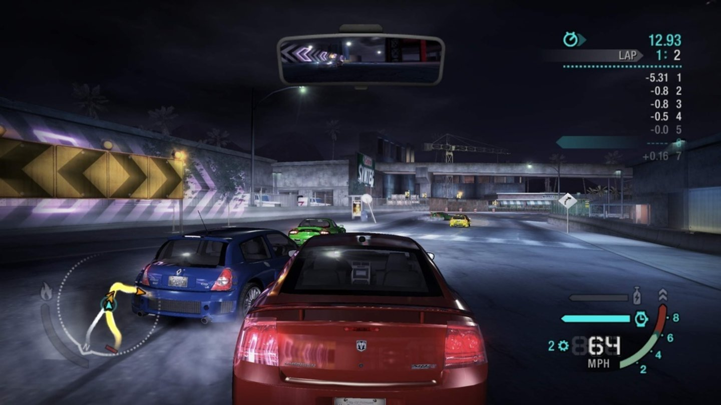 Need for Speed Carbon 14