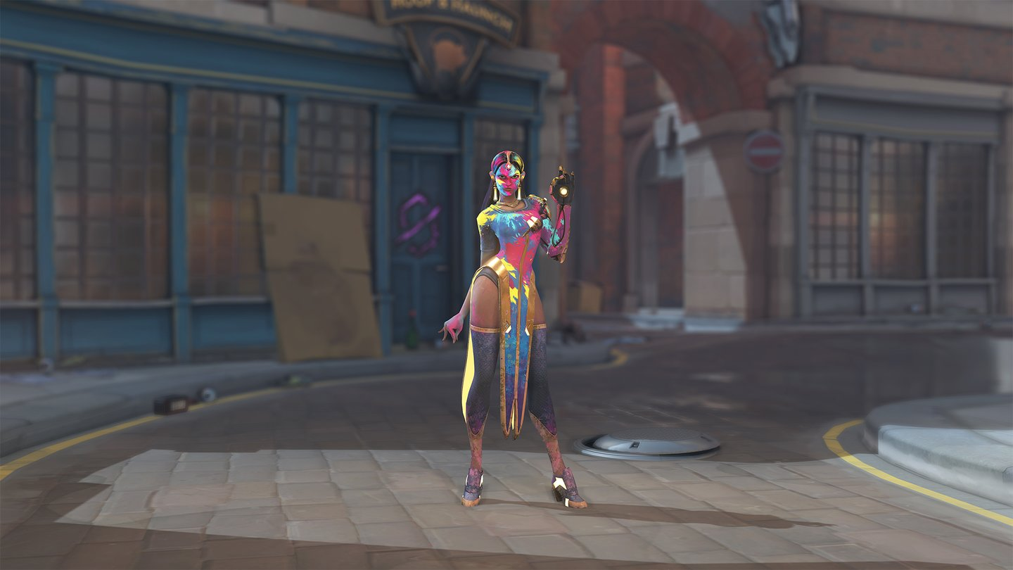 Overwatch Archive-Event 2020 Symmetra