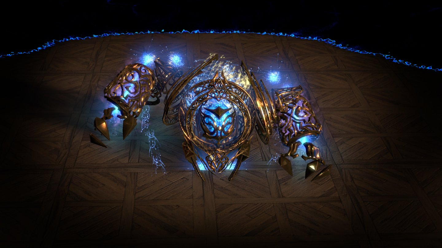 Path of Exile: Synthesis - Screenshots