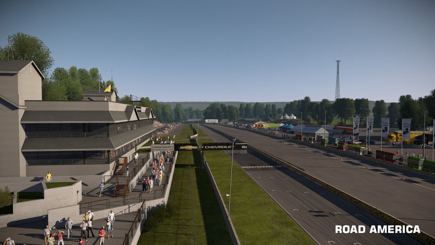Project Cars - Road America
