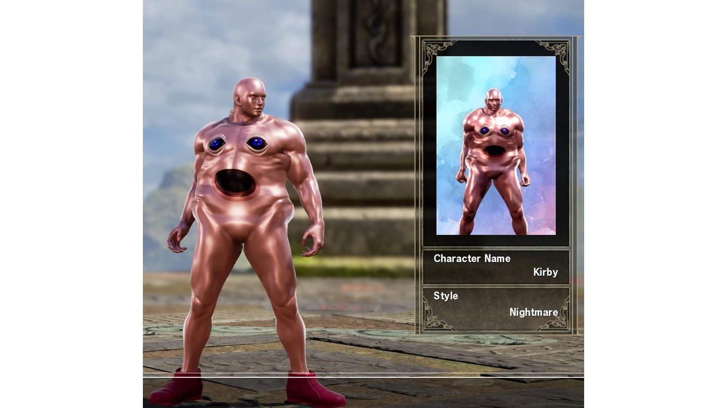 Soul Calibur 6 - Kirby von patriot-renegade