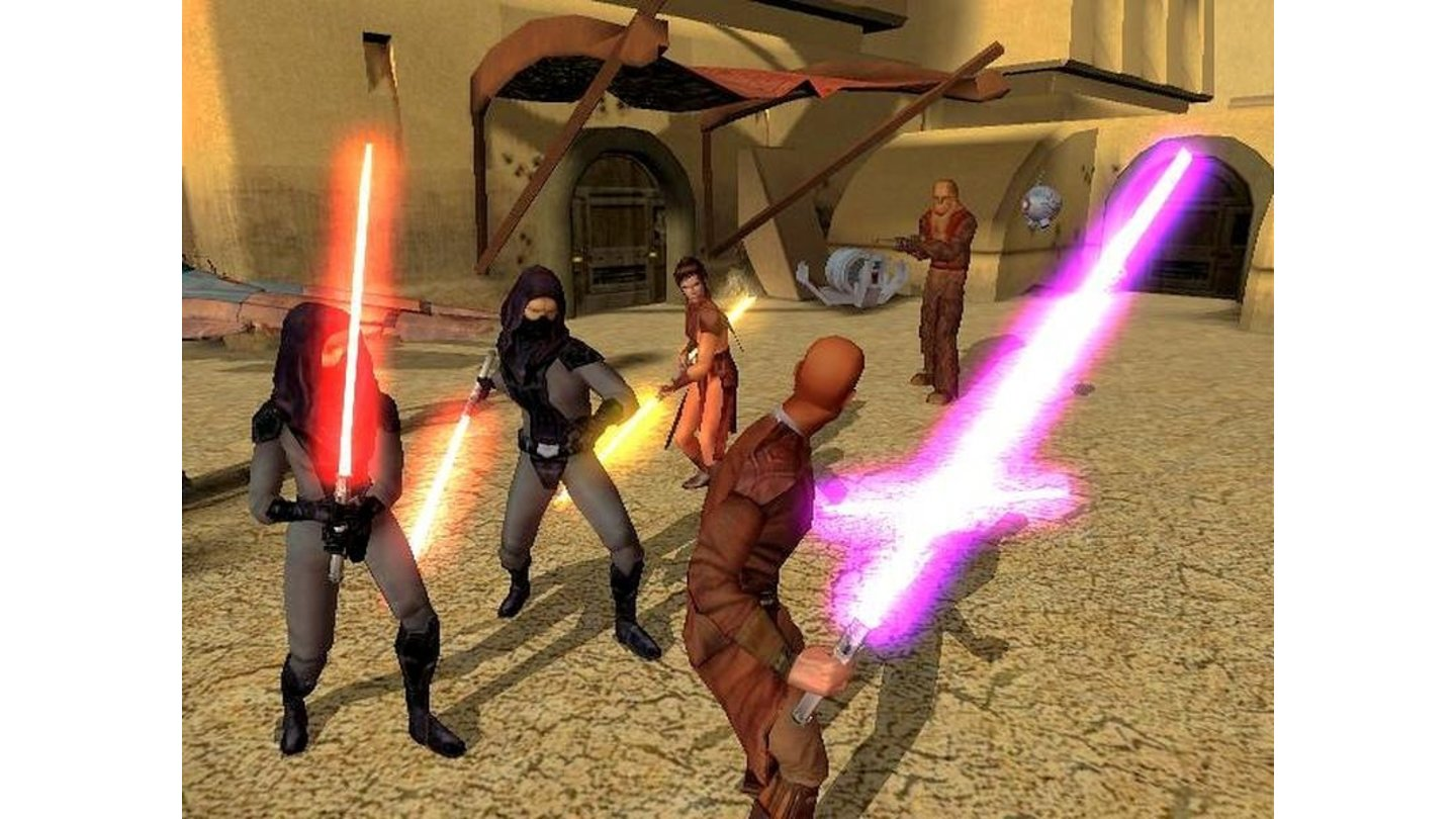 Star Wars: Knights of the Old Republic - 46420