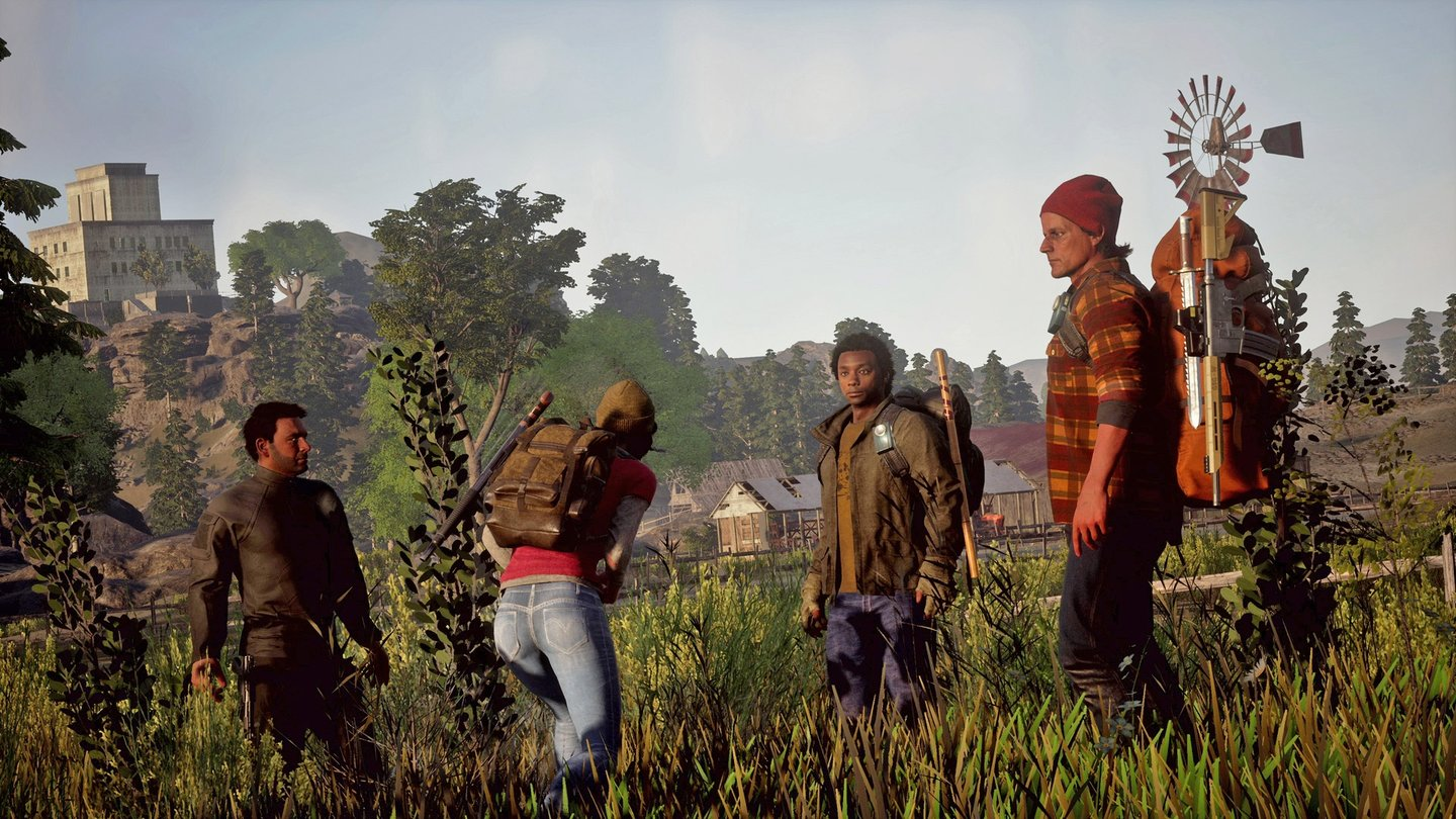 State of Decay 2 - Screenshots von der E3 2017