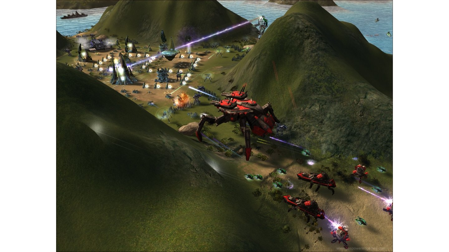 Supreme Commander: Forged Alliance 15