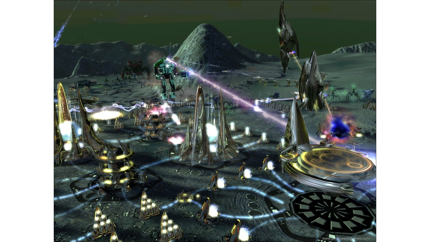 Supreme Commander: Forged Alliance 16
