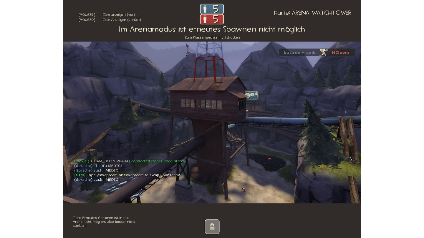 Team Fortress 2: Watchtower
