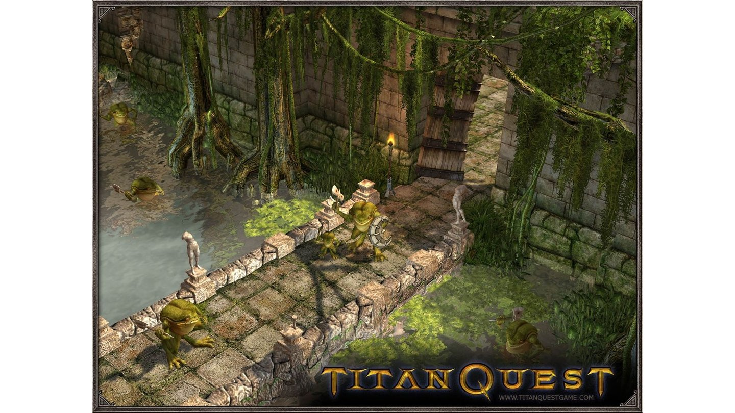 Titan Quest: Immortal Throne 3