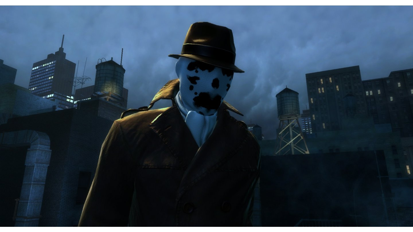 Watchmen: The End is Nigh - Rorschach