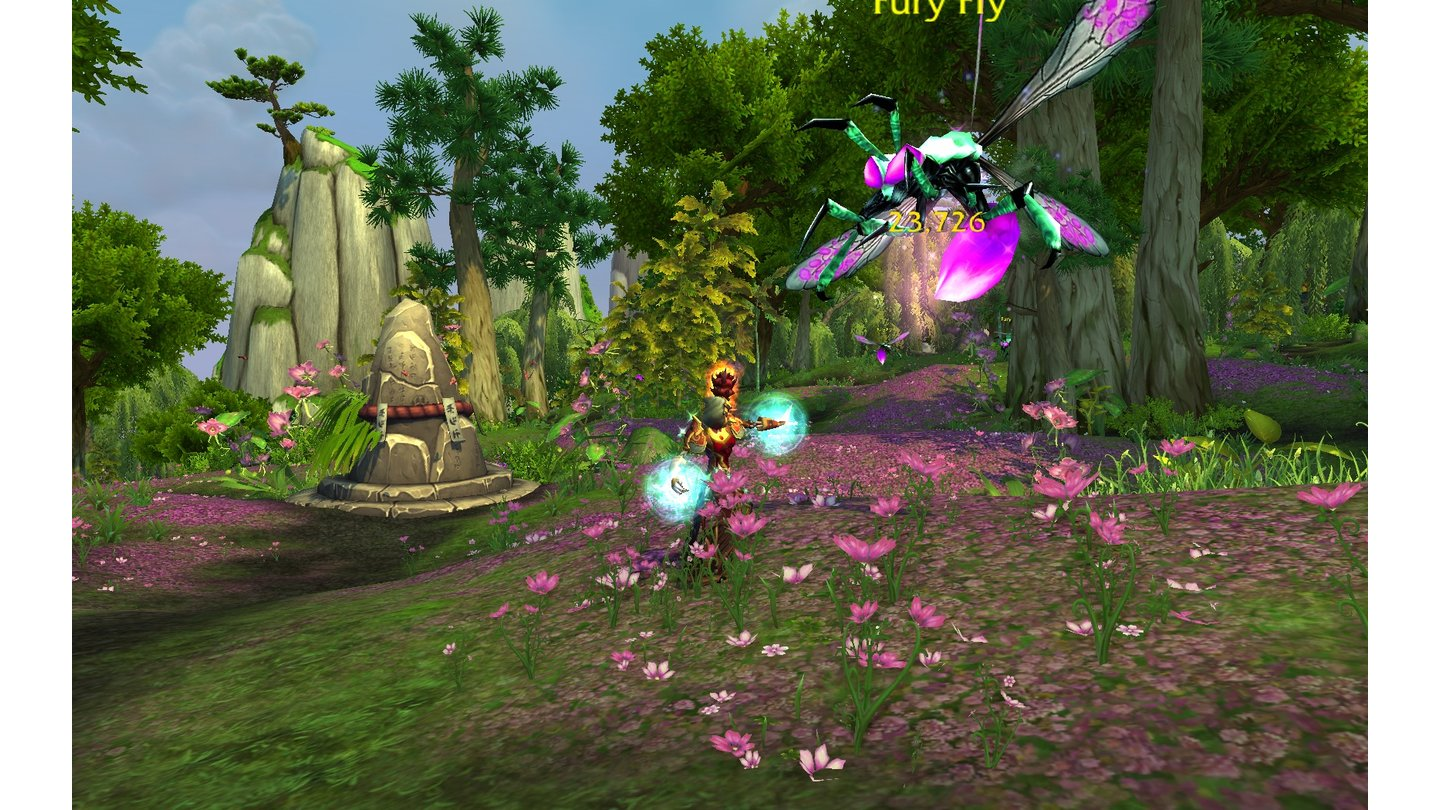 World of Warcraft: Mists of Pandaria - Screenshots von den neuen High-Level-Gebieten und Dungeons