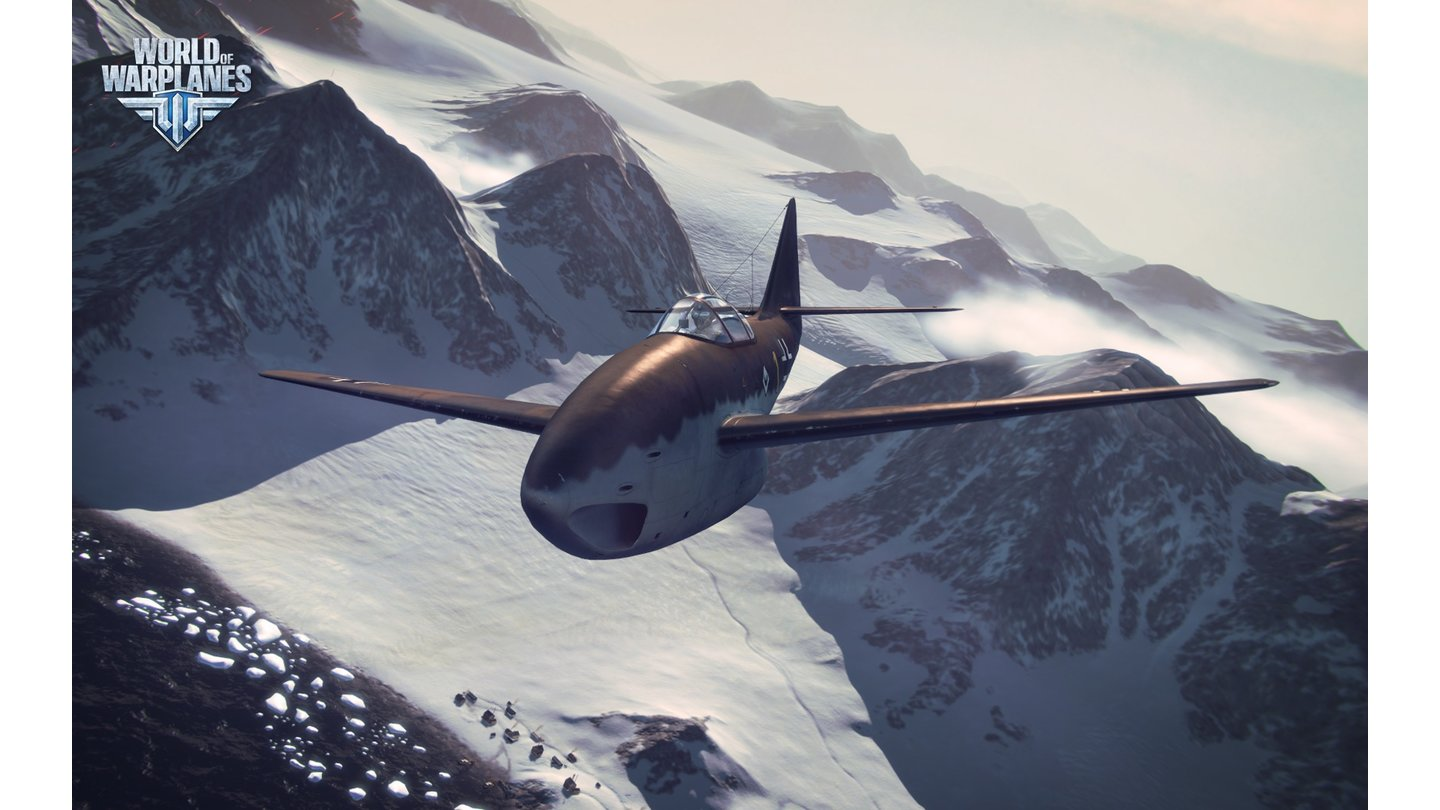 World of Warplanes - Open Beta Screenshot